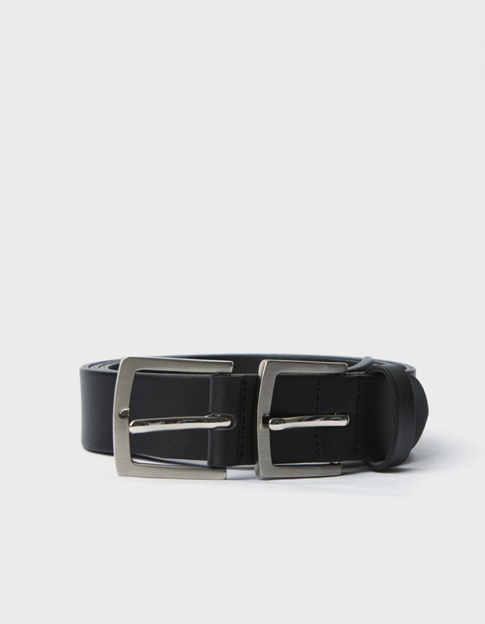 UNISEX DOUBLE BUCKLE BELT