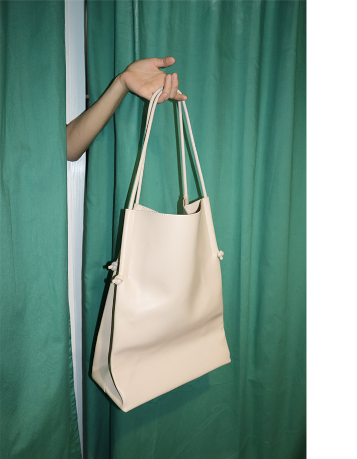 Shoulder big bag (2 color)