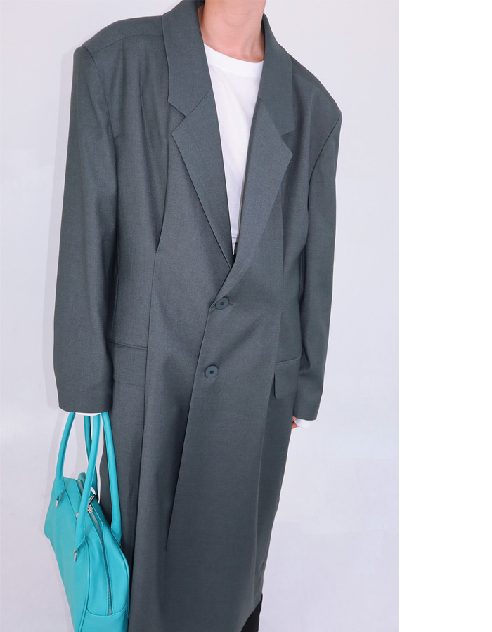 Unisex dart coat (2 color)
