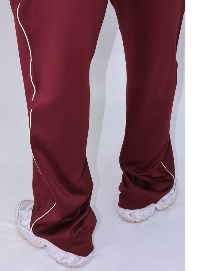 Unisex piping banding pants (3 color)