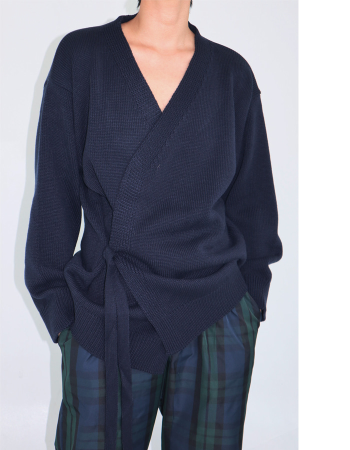 Unisex robe cardigan (2 color)